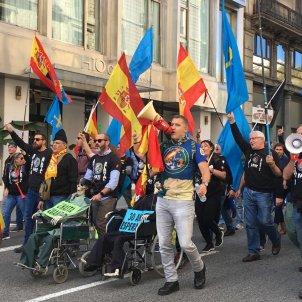Manifestació Jusapol Barcelona - Anton Rosa