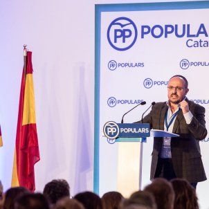 alejandro fernandez congres pp sitges (bona qualitat) - Carles Palacio