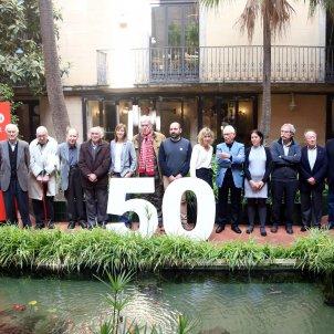 50 anys Premis d'Honor a les Lletres Catalanes ACN