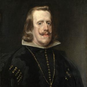 Felip IV. Font Museo del Prado. Madrid