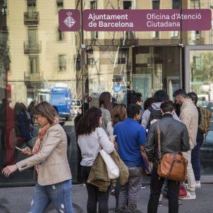 OFICINA ATENCIO CIUTADA   Sergi Alcàzar