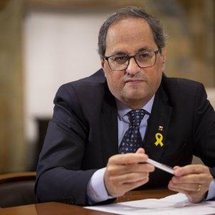 President de la Generalitat Quim Torra - SergiAlcàzar