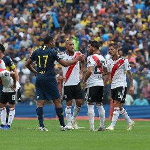 Boca Juniors River Plate Bombonera EFE