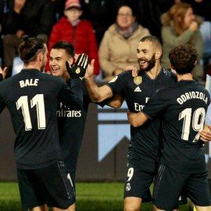 Benzema Celta Reial Madrid EFE