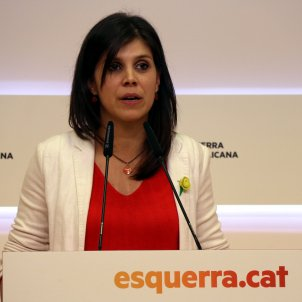 Portaveu ERC Marta Vilalta - ACN