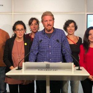 Roda de premsa cas Castor - Nicolas Tomás