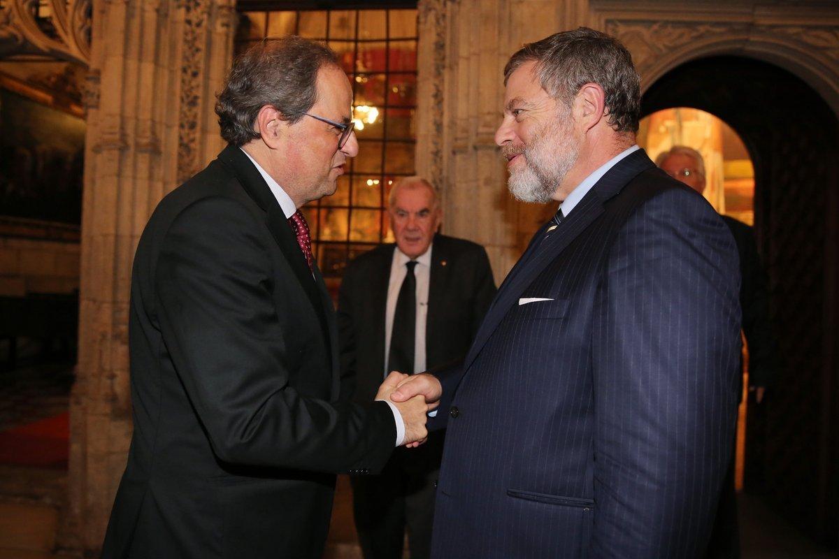 torra ambaixador alemanya wolfgang Hermann Dold - govern