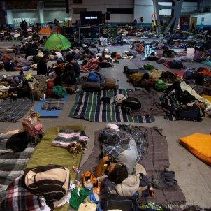 caravana de migrantes guadalajara efe
