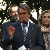 Artur Mas condemna Tribunal Comptes ACN