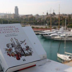 Historia mundial de Catalunya Violeta Gumà ACN