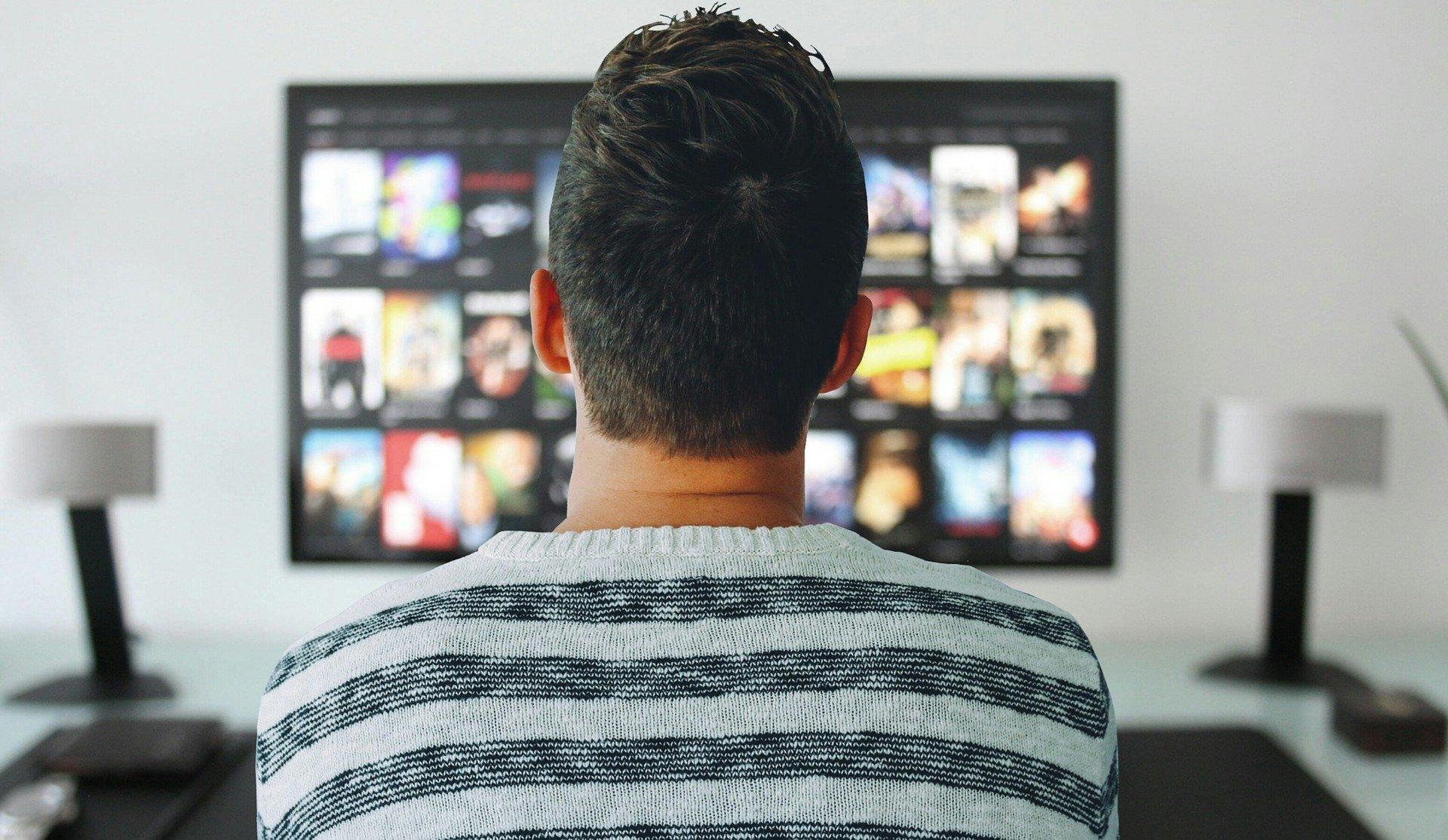 televisio netflix - pixabay