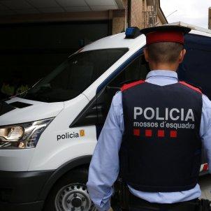 mossos furgoneta recurs - acn
