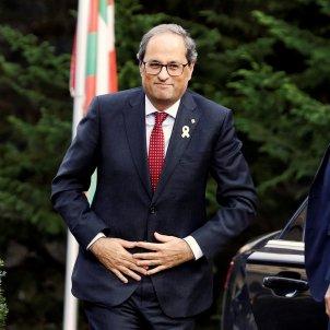 Quim Torra País Basc - EFE