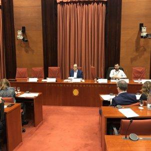 Comissió Cs Sindicatura Comptes - Europa Press
