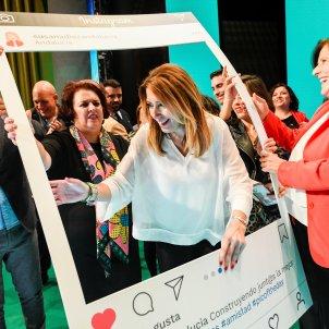 susana diaz eleccions campanya andalusia efe