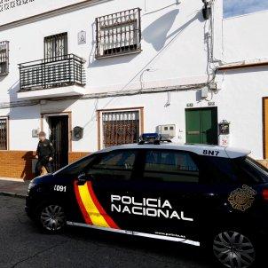 policia nacional efe