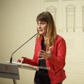 Jessica Albiach Comuns Taula de dialeg - Sergi Alcàzar