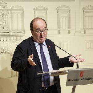 Miquel Iceta PSC Taula de dialeg - Sergi Alcàzar