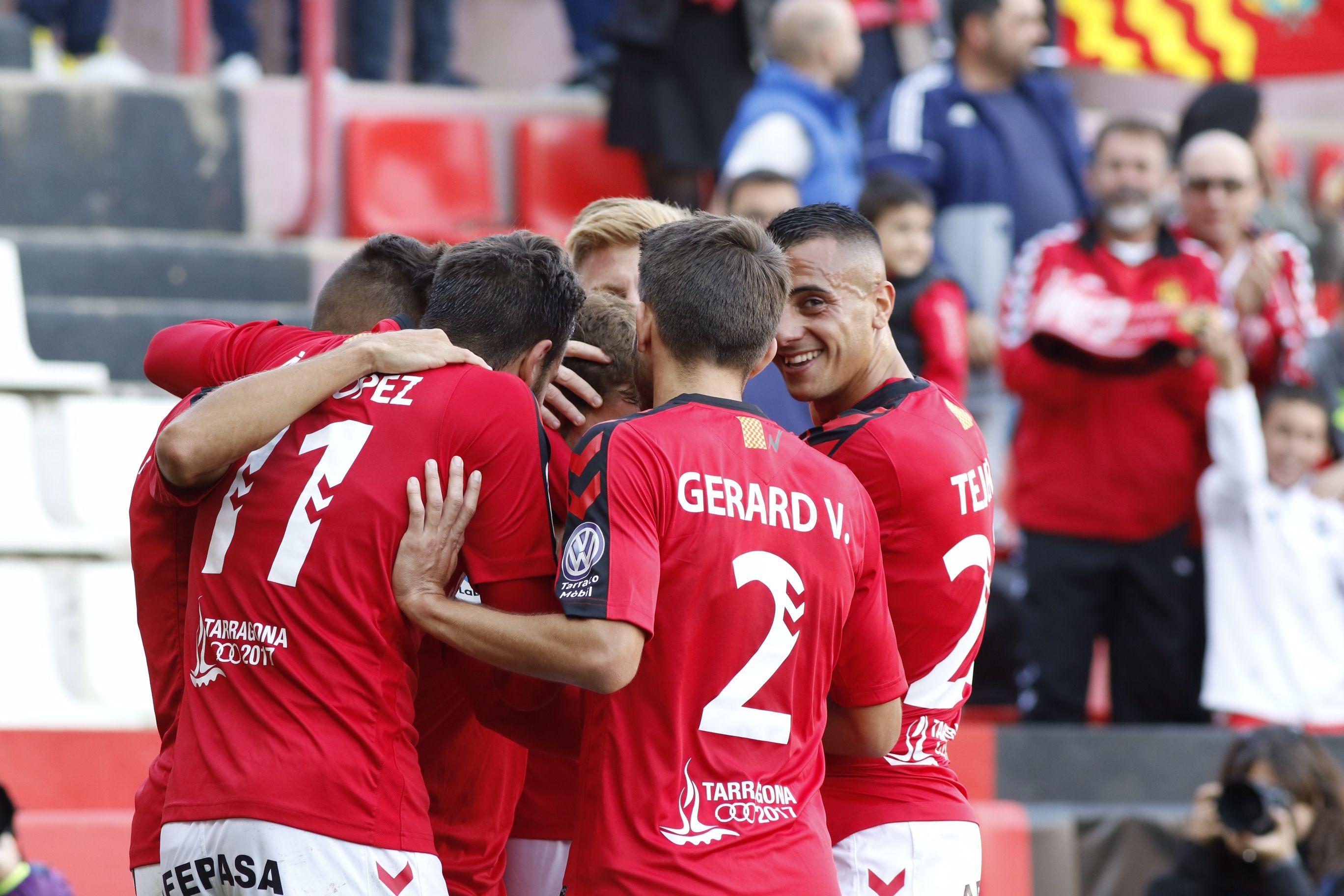 Nastic Tarragona Liga 123 Getafe   Gimnàstic de Tarragona