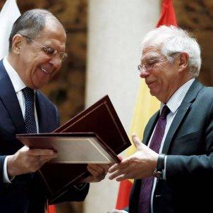Lavrov Borrell EFE