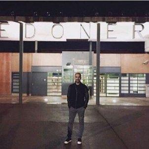 Lledoners Visita Pep Guardiola