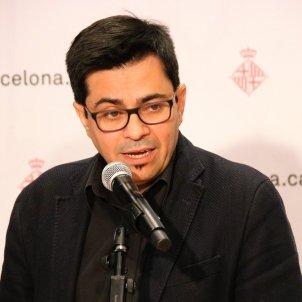 Tinent Alcalde Gerardo Pisarello Fundació Francisco Franco - ACN