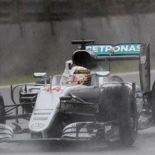 Lewis Hamilton GP Brasil Efe