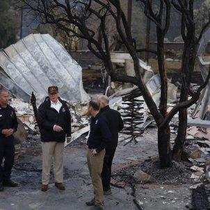 Trump Incendis California EFE