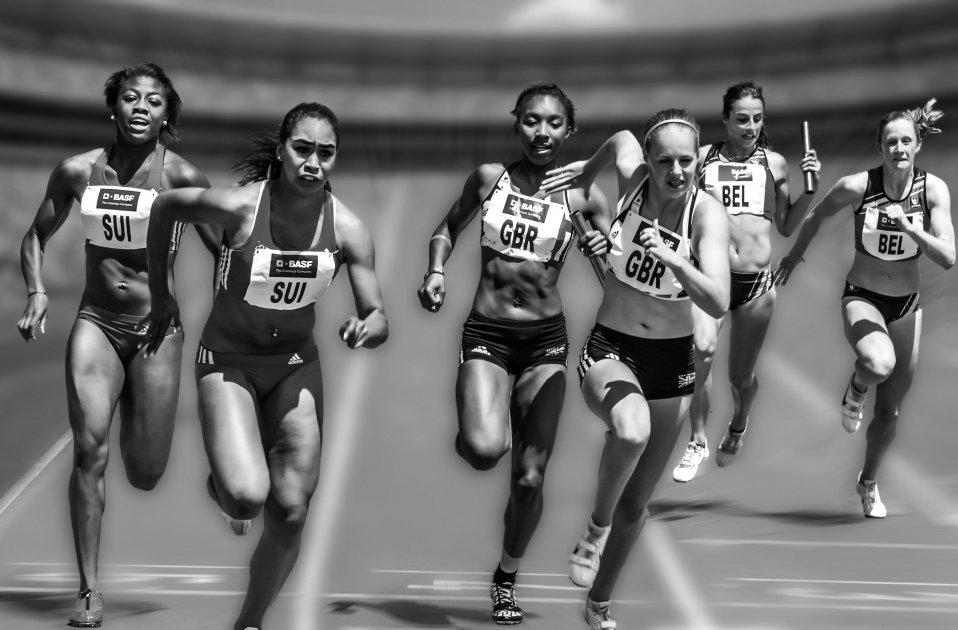 Sprint atletisme relleus (Pixabay)