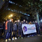 mossos protesta interior efe