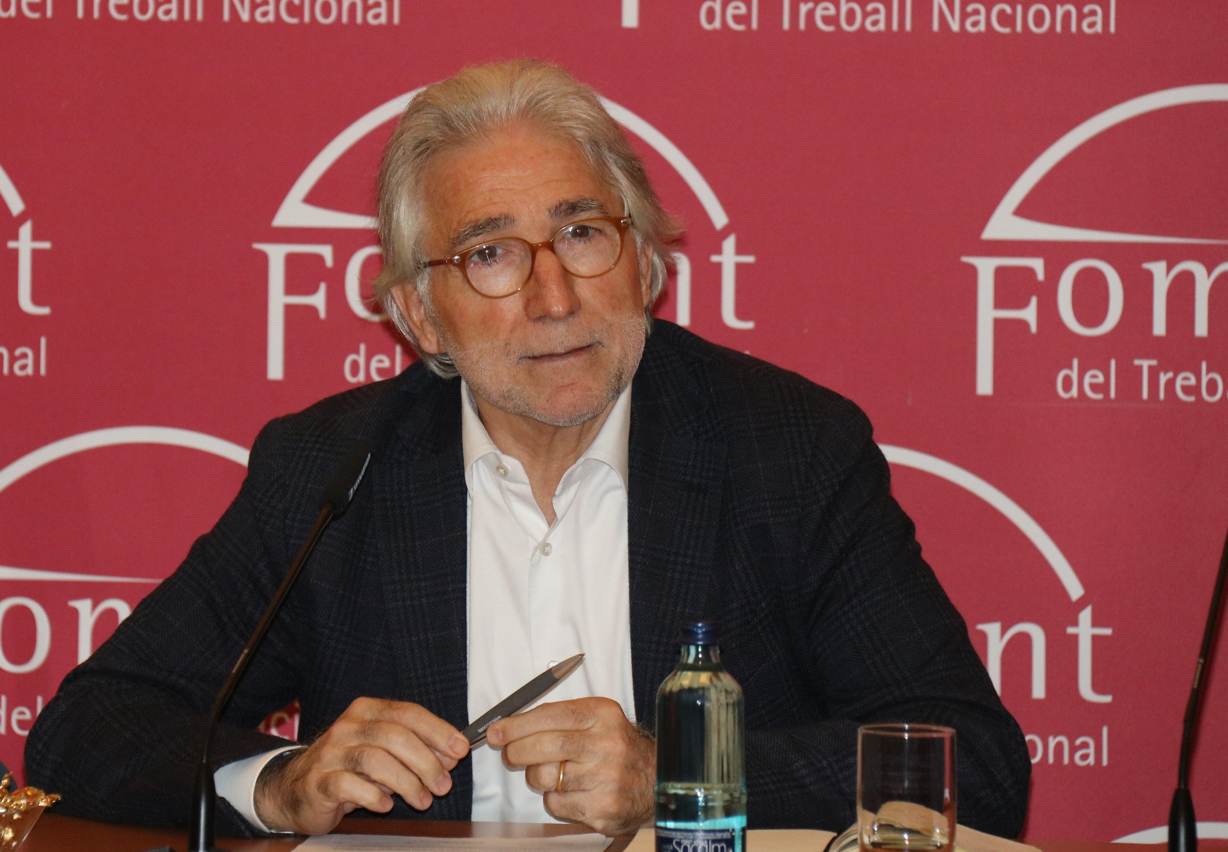 Sánchez Llibre FOment ACN
