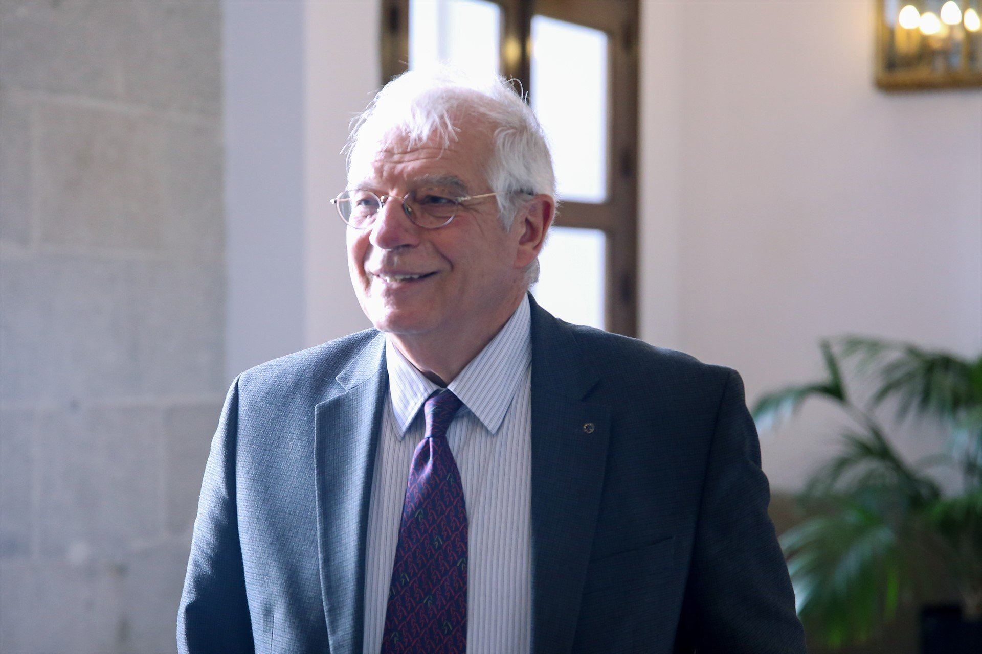 Josep Borrell EP