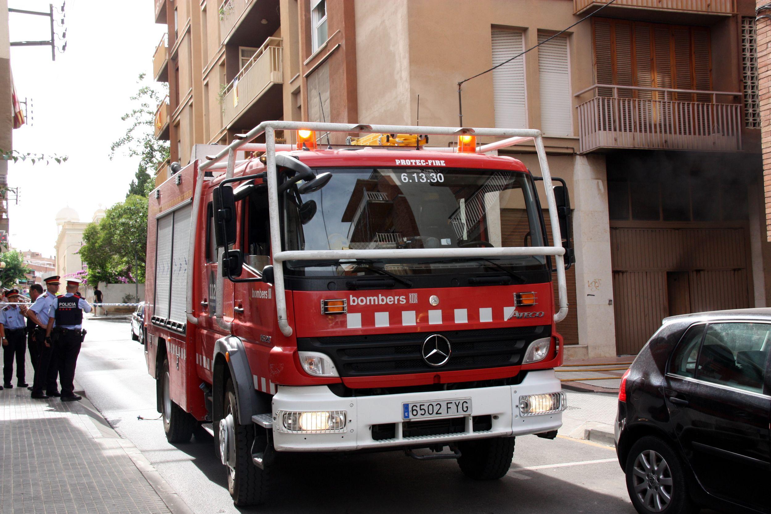Bombers Generalitat - ACN