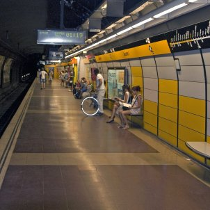 estació metro Jaume I Wikimedia / Ymblanter