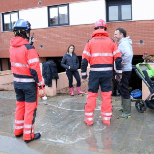 Veïns afectats aiguats Vilatenim ACN