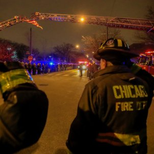 Chicago tiroteo EFE