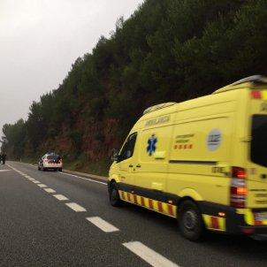 ambulancia ferits de tren c 58 el nacional anton rosa