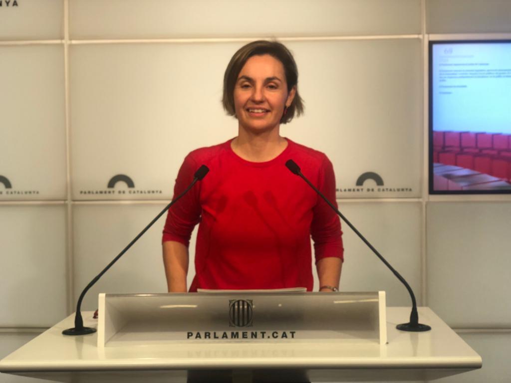 Anna Caula Parlament