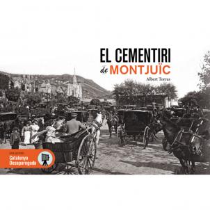 Portada del llibre 'El cementiri de Montjuïc'