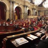 EL NACIONAL ple Parlament   Víctor Serri