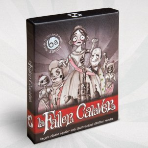 joc fallera calavera zombi paella premi llengua nacional