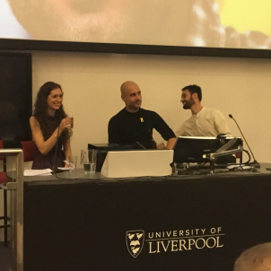 Pep Guariola Universitat Liverpool