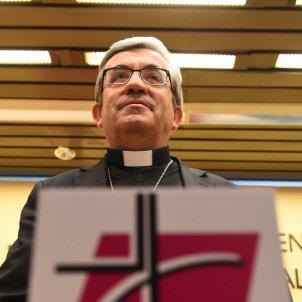 Luis Arguello secretari general conferència episcopal espanyola CEE Efe