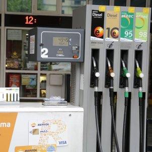 gasolina sergi alcazar