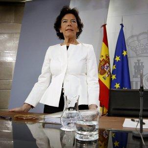 Isabel Celaá Consell de Ministres EFE