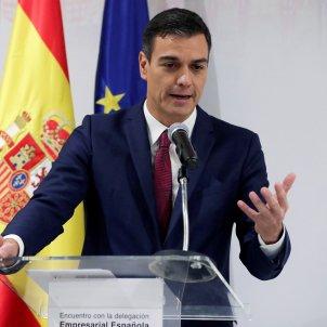 Pedro Sánchez CUBA EFE