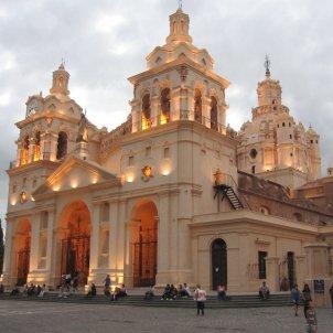 Catedral de Córdoba a la tarde