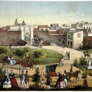 Pont de Montserrat. L'Havana (1850). Font Habana Cultural. Oficina del historiador cubano