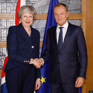 may Tusk Brexit ACN