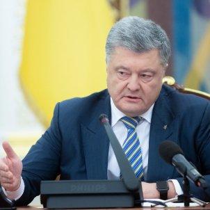 Petro Poroshenko ucraina efe